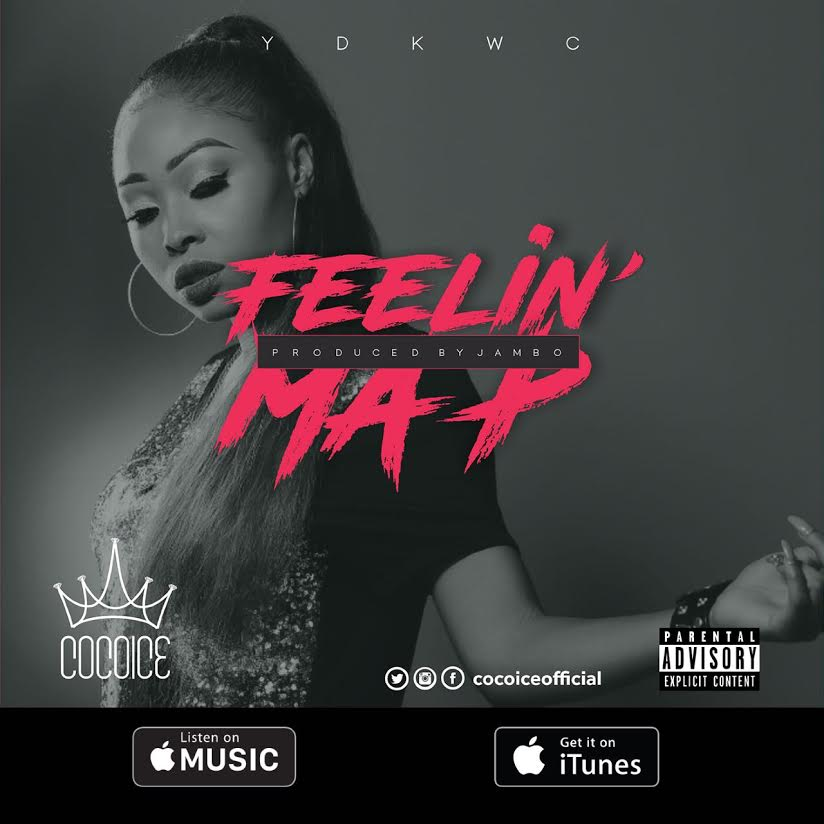CocoIce -- Feelin Ma P Cover Art
