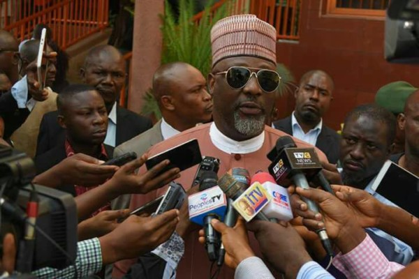 Breaking : School Confirms Dino Melaye Graduated from Ahmadu Bello University