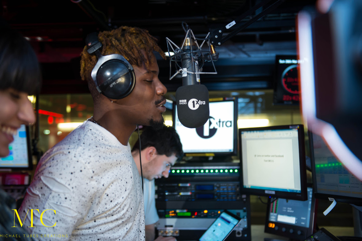 Nigerian Hip-Hop Star Ycee Becomes First African Artiste to Host Show on BBC Radio 1 Xtra