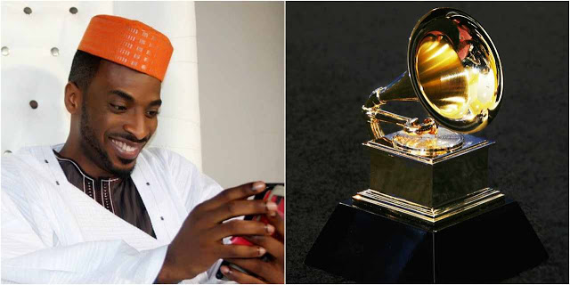 9ice Grammy Award Dream