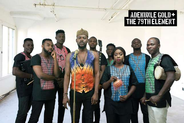 Adekunle Gold -- The 79th Element 03