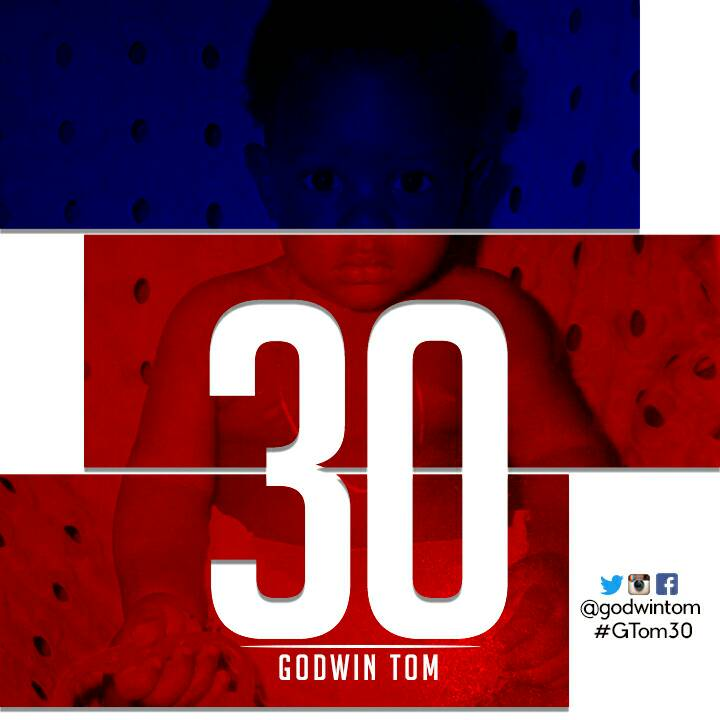 Godwin Tom -- 30 Cover Art