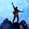 Kanye West on Mountain