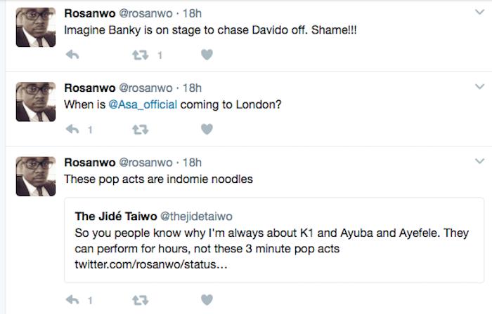 On Africa Music Fest London Shutdown 01