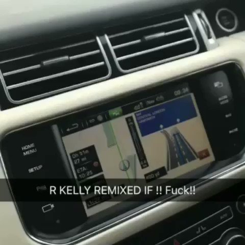 R Kelly Remixed If by Davido