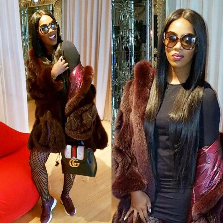 Tiwa Savage Makes BBC List