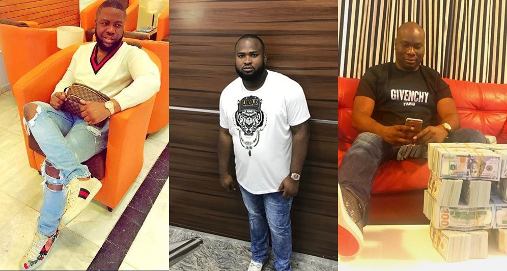 Epic Shade as Mompha and Classic Baggie Exposed Fake Lifestyle that Hushpuppi is Living on Social Media