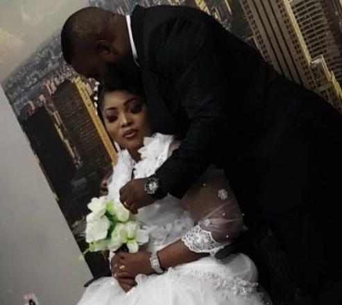 "Photos: Veteran Music Producer, Puffy Tee Marries Gospel singer, Busola Oke "" Eleyele """