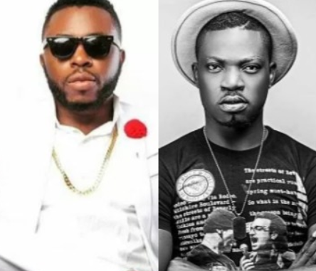 "Industry Beef Alert! Samklef Blasts K-Solo in Series of Twitter Rants "" You are Big Idiot, Shameless Fool you Talk too Much """