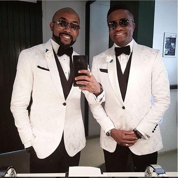 Banky W White Wedding in SA 01