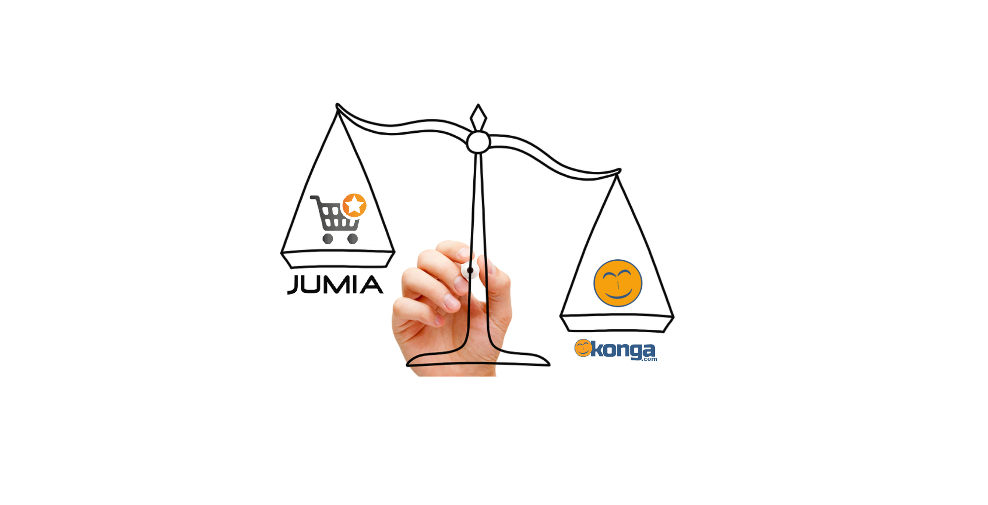 """Why is Konga Worth """"Only"""" $35m And Jumia $1 Billion?"""