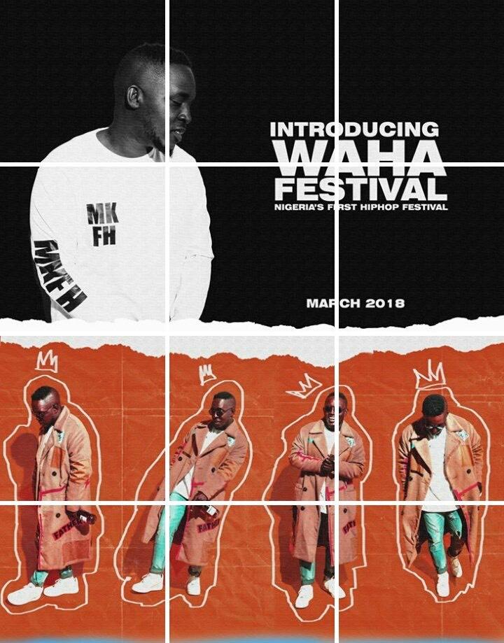 Nigeria's Rap Mogul M.I Abaga Announces First Ever Nigeria Hip-Hop Festival