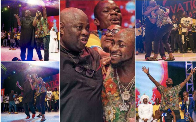 Dele Momodu and Davido Ends Beef Fight