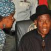 Okonjo Iweala and Goodluck Jonathan
