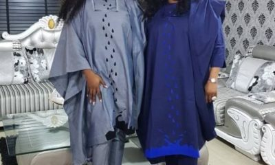 Sola Sobowale and Her Daugther