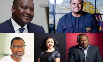 Top 10 Richest In Nigeria 2017