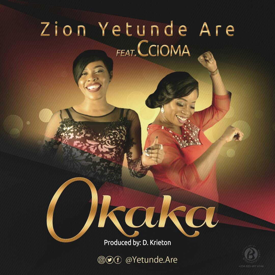Yetunde Are -- Okaka Ft. Ccioma