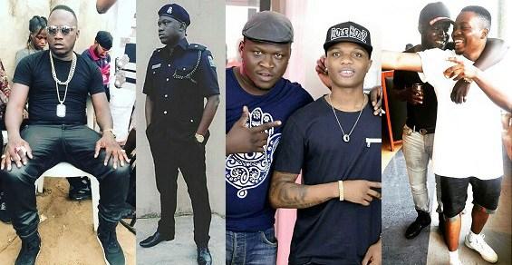 #EndSARS : Meet Flashy Nigerian SARS Officer, Yomi Sars Who Doubles as Musician at Night