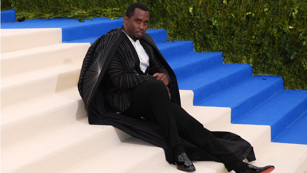 Diddy Tops Forbes's Highest Paid Musicians List of 2017