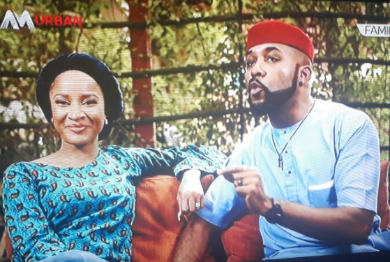 Banky W and Adesua Wellington 00