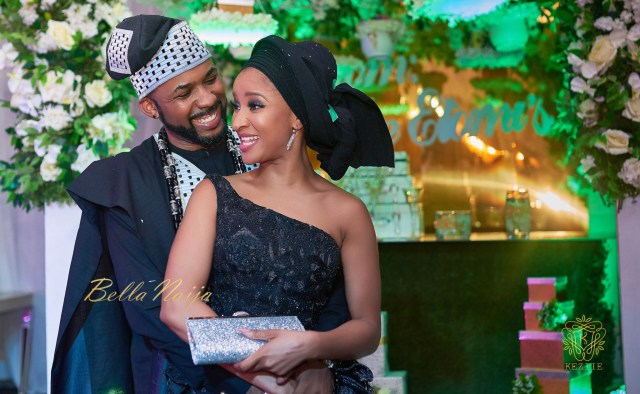 Banky W and Adesua Wellington 03