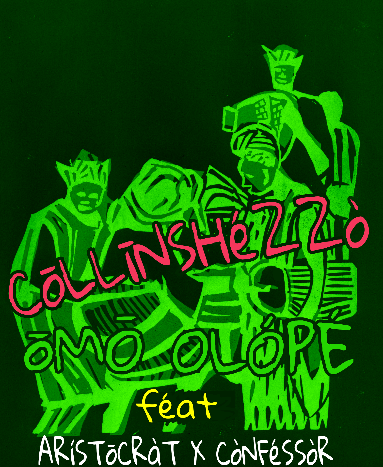 Collinshezzo -- Olope Ft The Aristocrat x Confessor Cover Art