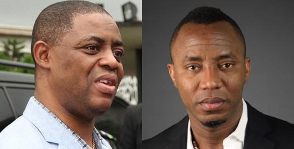 Femi-Fani Kayode and Omoleye Sowere