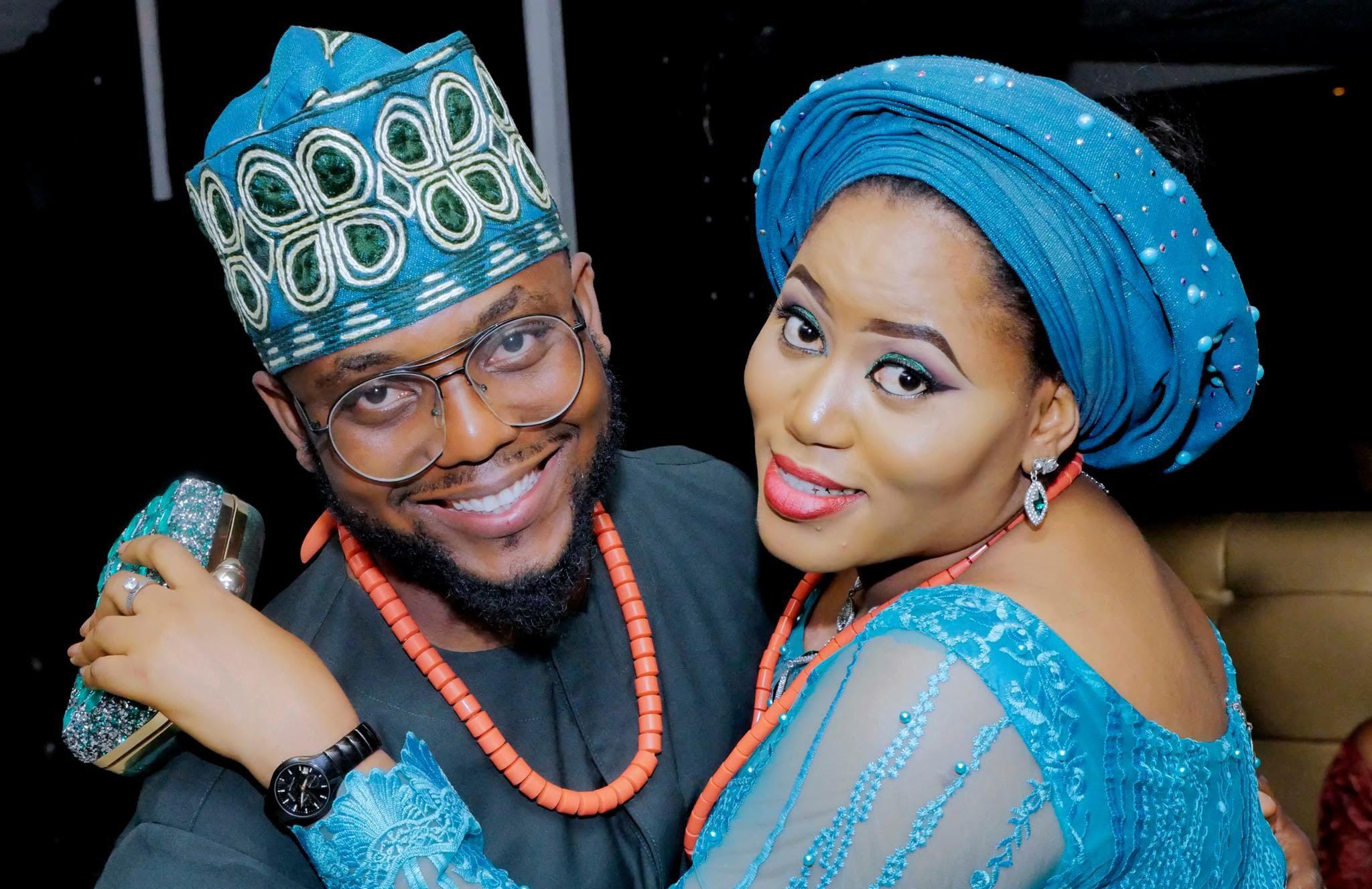 Mofti Pro Secretly Married Eniola In Ibadan 03