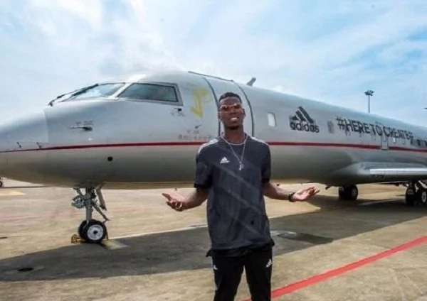 Here Are Top 10 Most Expensive Footballers Private Jets