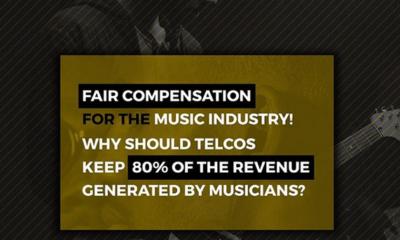 Telcos Reap-Off Nigerian Musicians