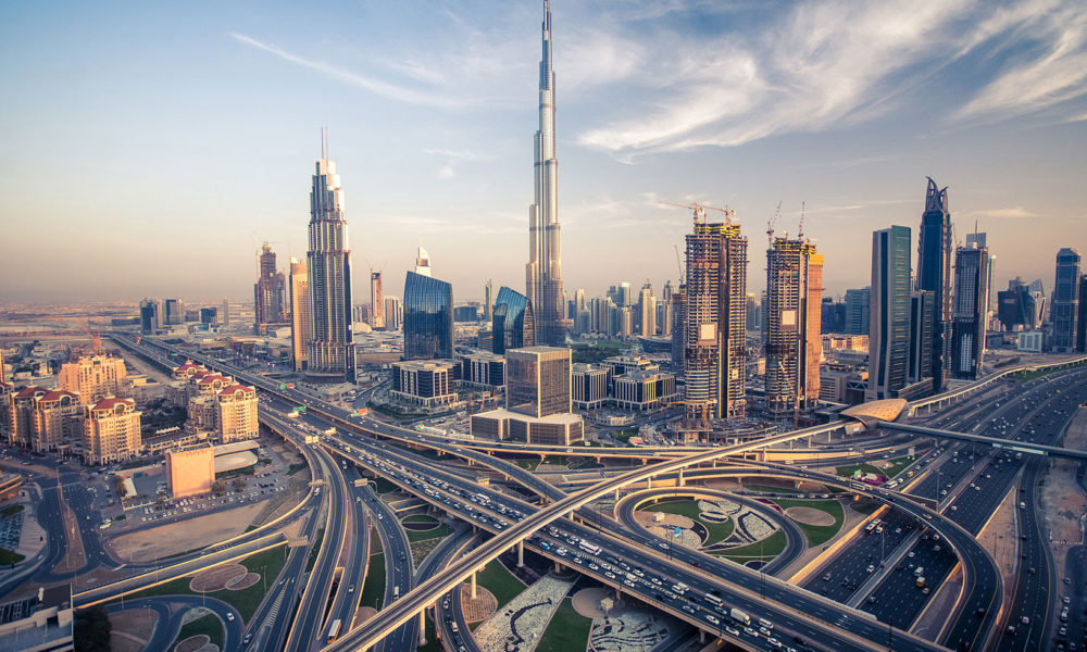 Business Trip To Dubai