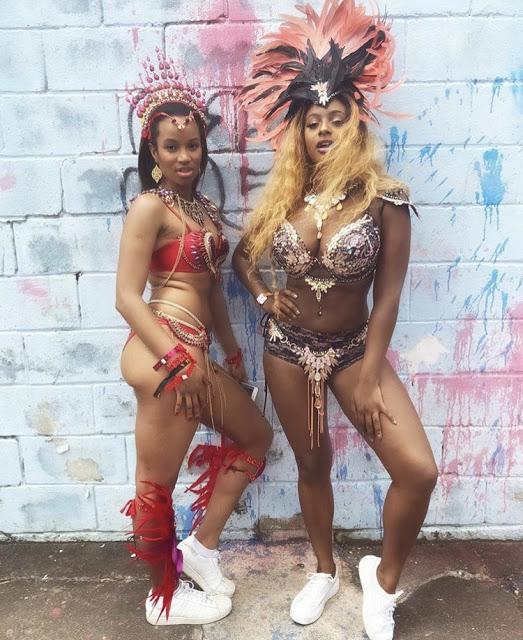 DJ Cuppy and Farida Folawiyo 01