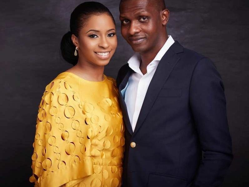 Damilola Osinbajo and Oluwaseun Bakare Wedding