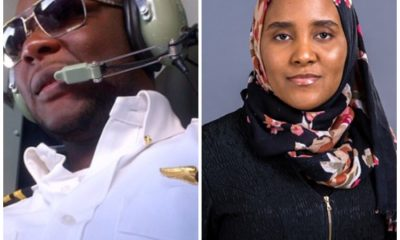 Fatima Dangote and Jamil Abubakar