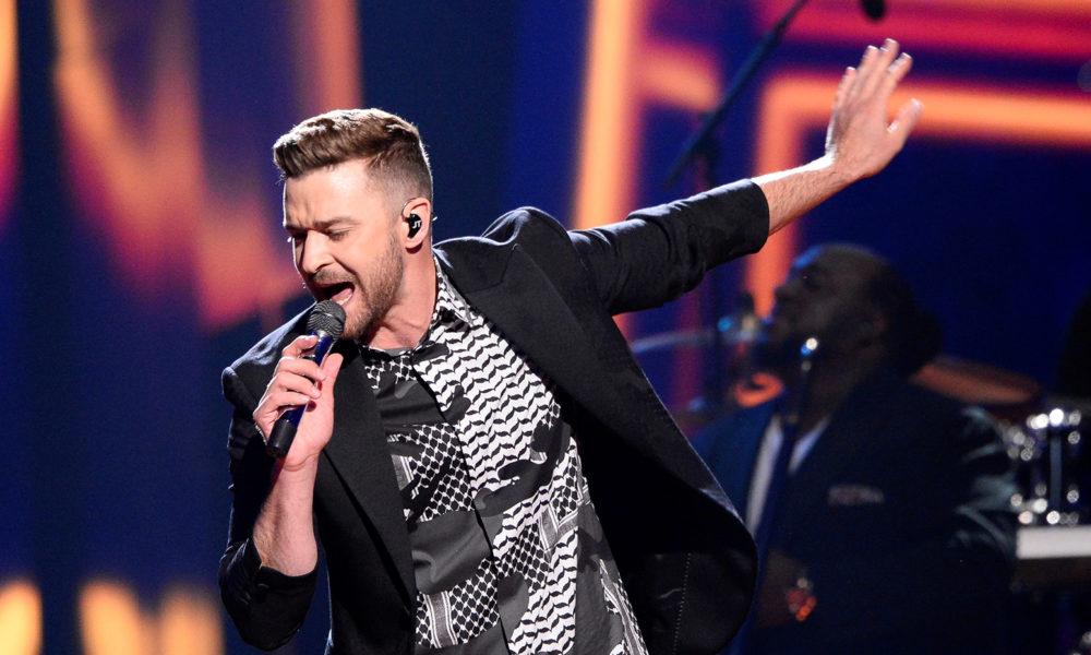 Justin Timberlake Half-Time Performance At Super Bowl LII 00