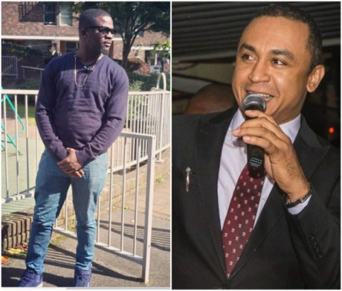 Pastor Kas and Daddy Freeze