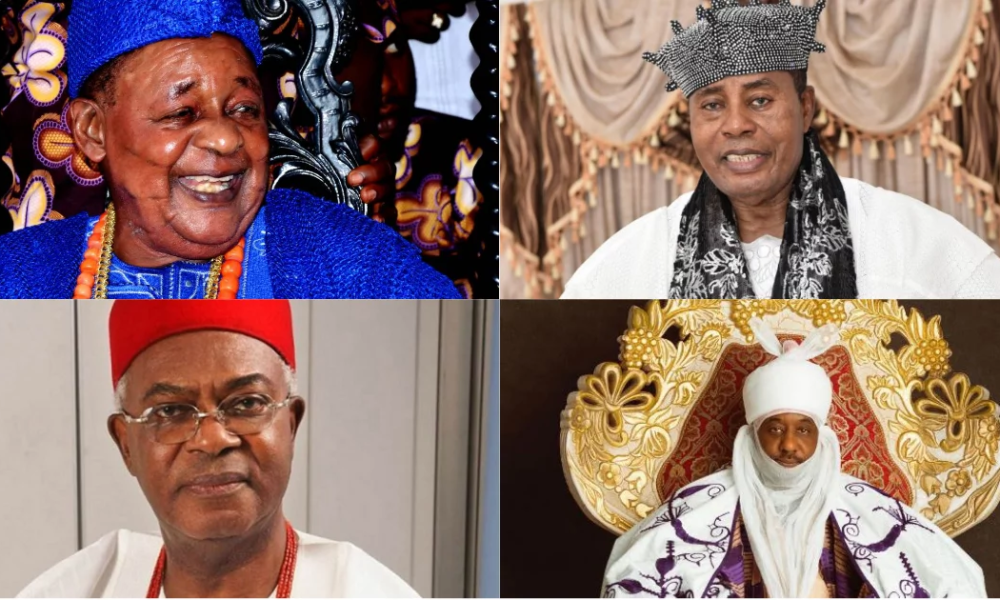 Top 7 Richest Traditional Ruler In Nigeria