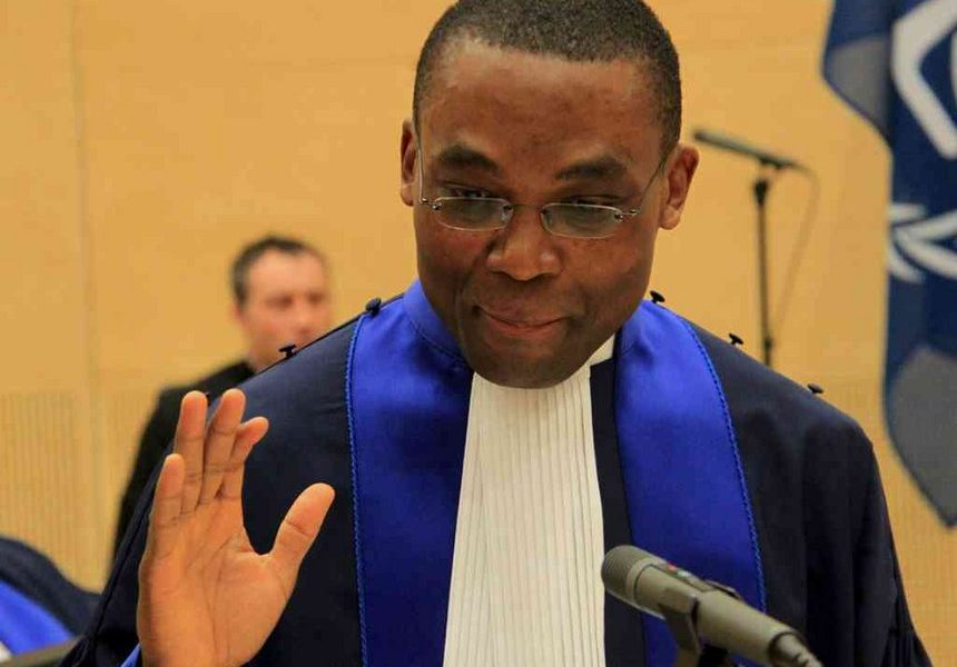 Chile Eboe-Osuji Elected As ICC President 00