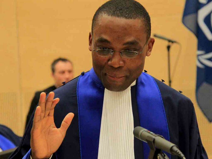 Chile Eboe-Osuji Elected As ICC President 00