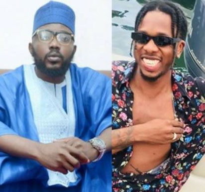 Johnson Adumike Advises Runtown On Illegal Collaborations