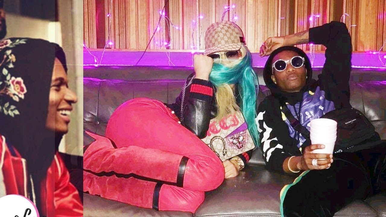 Wizkid and Nicki Minaj