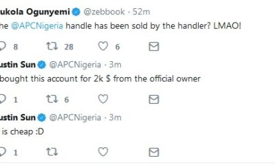 APC Twitter Account Hacked 00