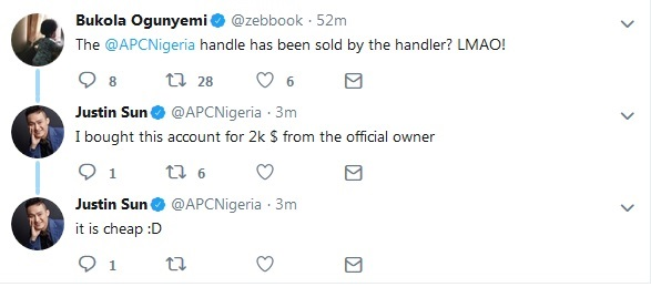 APC Twitter Account Hacked 00