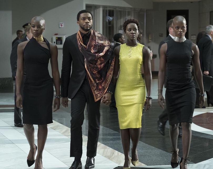 Black Panthner Crew