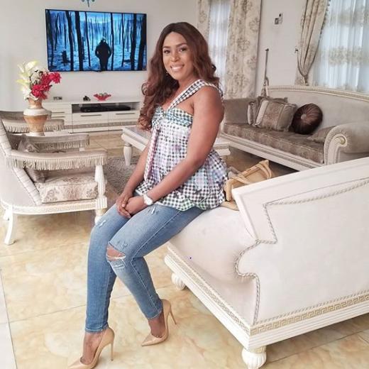 Blogger Linda Ikeji
