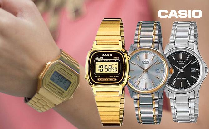 Casio Wristwatches 00