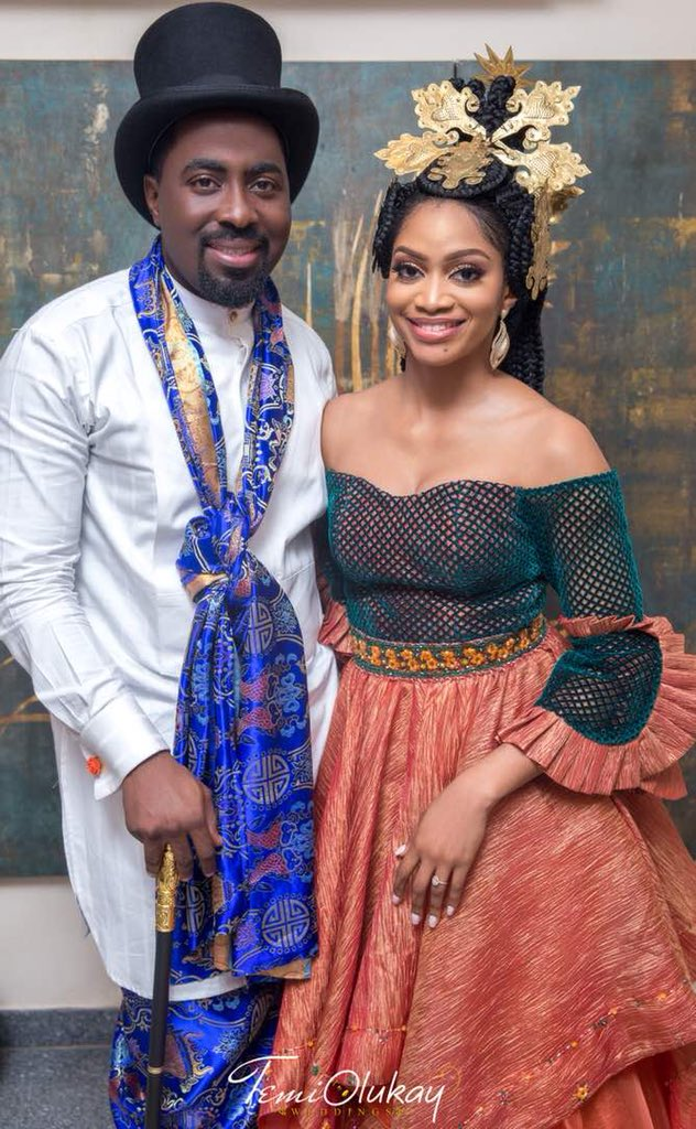 DJ Caise Weds Donald Duke Daughter 00