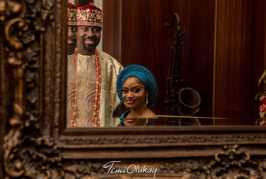 DJ Caise Weds Donald Duke Daughter 02