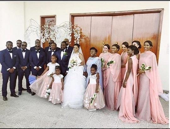 DJ Caise White Wedding With Xerona Duke 01 (1)