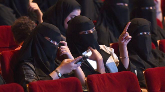 Saudi Cinema Reopen Back